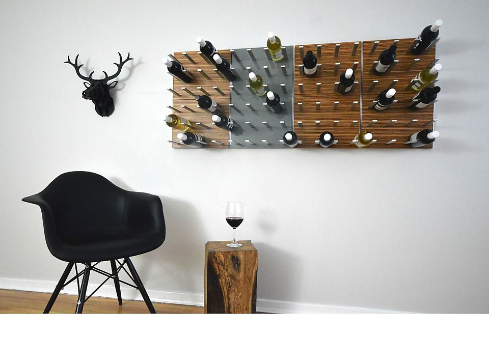 Ventes en ligne casier à vin blanc stact collection wine rack the cool republic top 300 des marques de déco design