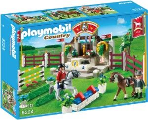 Playmobil Country Horse Stable Playset 5983 | Horse
