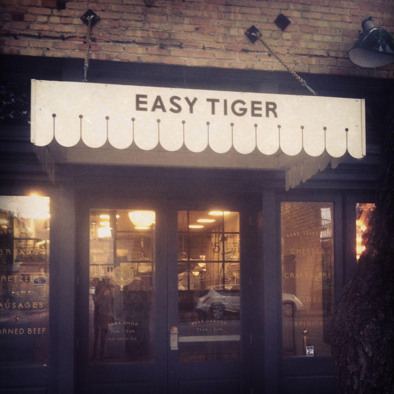 Bakery in Austin, Texas  Photo: Ashley Wynn