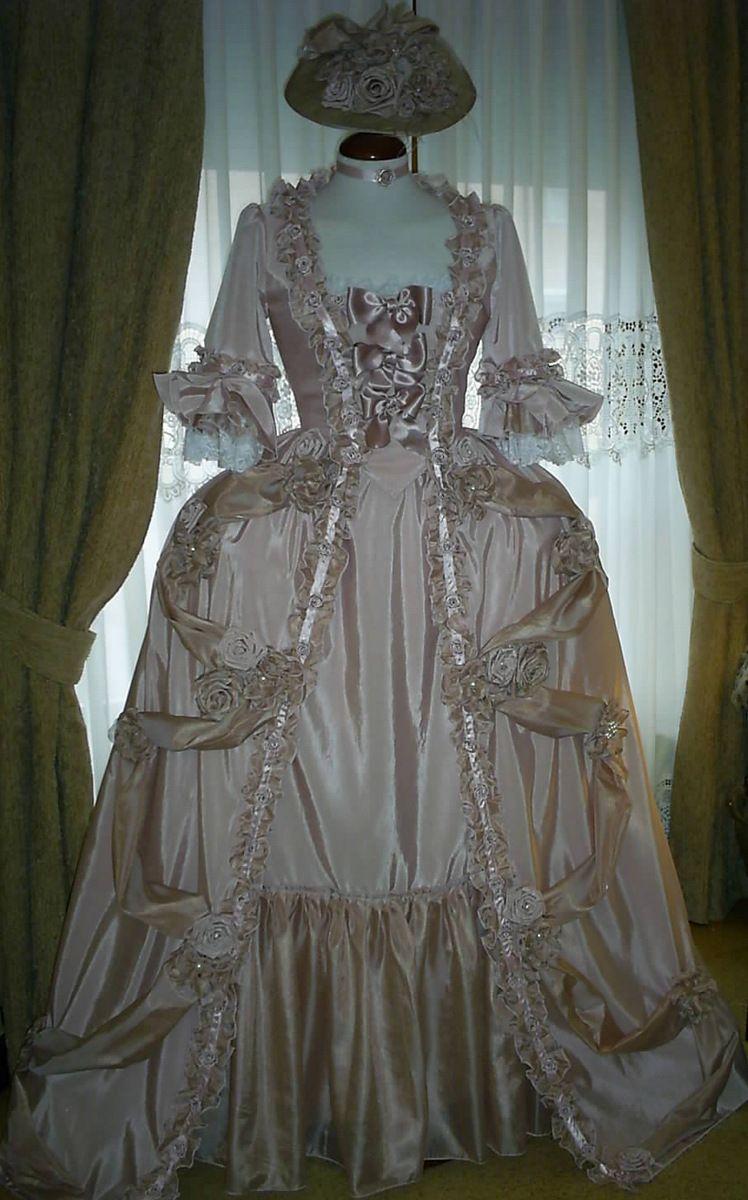 S:XVIII        gelpep@gmail.com Se adapta de la talla 36 a la 40 (como mínimo) Precio de venta: 500 euros. ( Incluye sombrero)