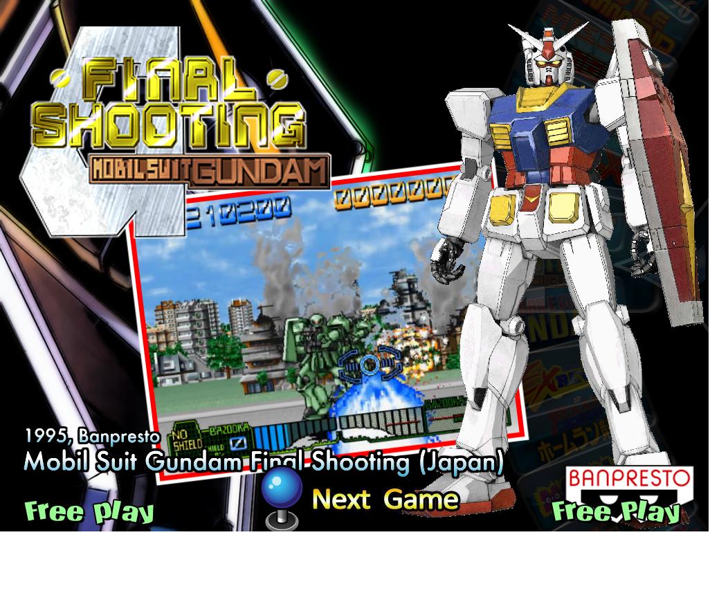 Pin on Gundam video games