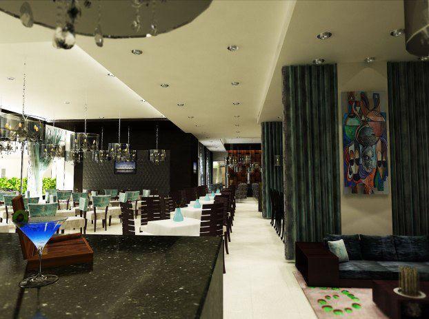 3d concept for Sandralia Hotel, Abuja Nigeria #interiordesign #hospitality #Africa #nigeria