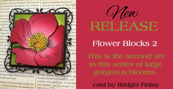 Rejoicing Every Moment: June Feature Blog Hop: Flower Blocks 2