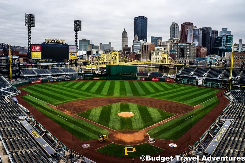 Hotels Near Pittsburgh Stadium