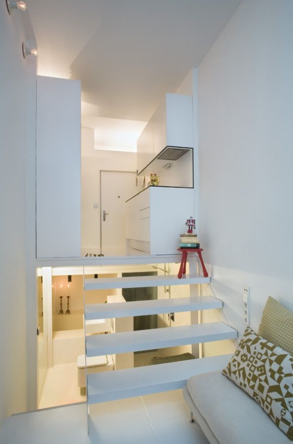 10 Clever Design Ideas For Small Studio Apartments