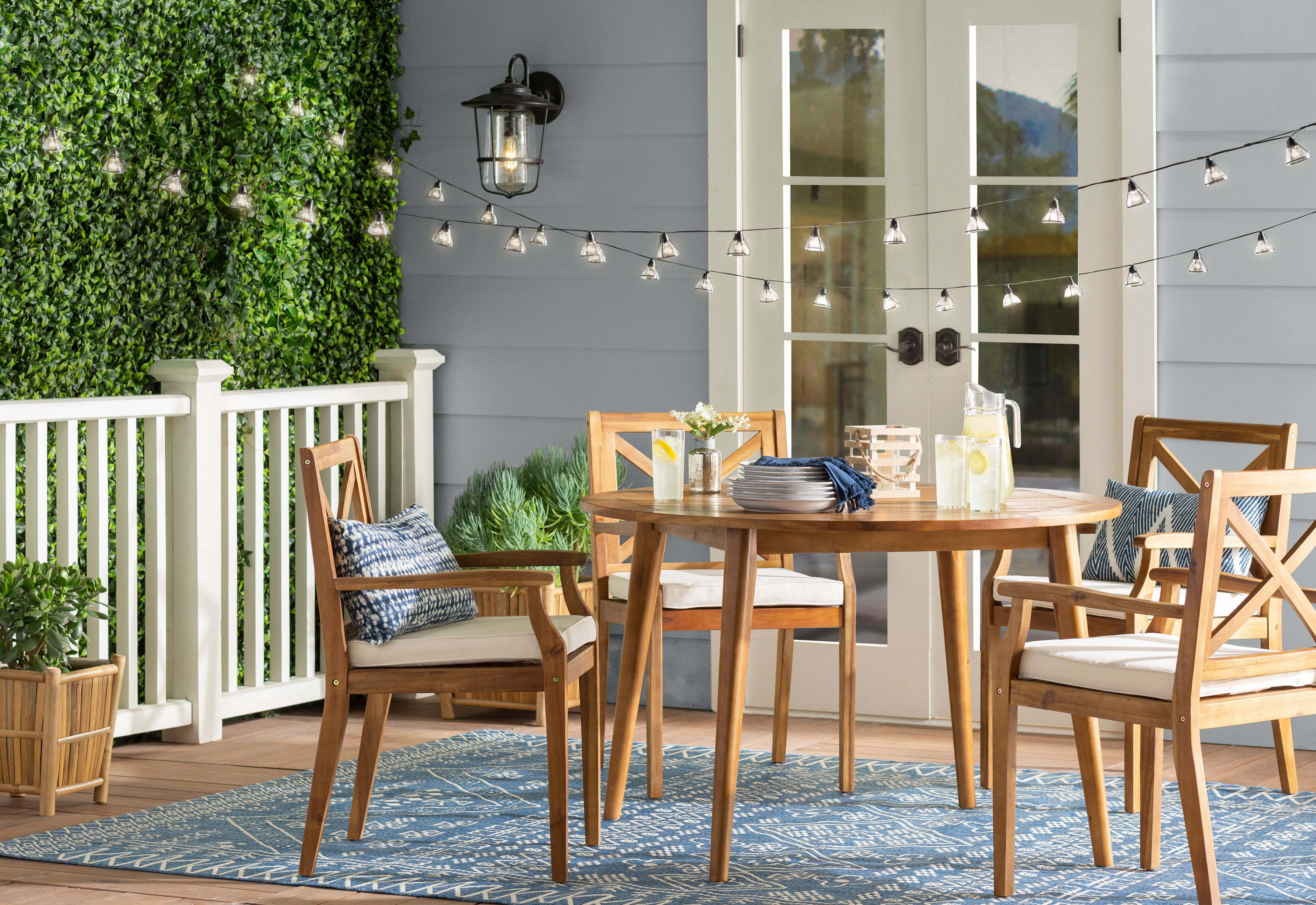 Shop this Sleek & Chic Modern Outdoor Design!   Outdoor ... on Outdoor Living Shop id=86565