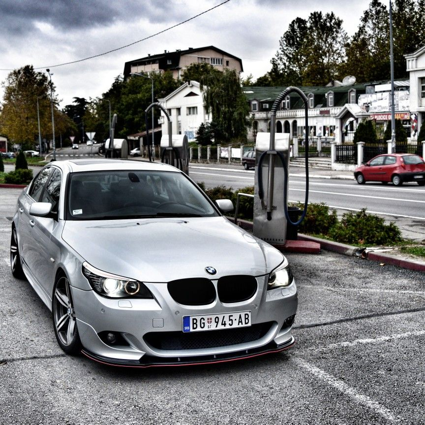 Idea By Mohamad Apples On Cars Bmw E60 Bmw Bmw 5 Series