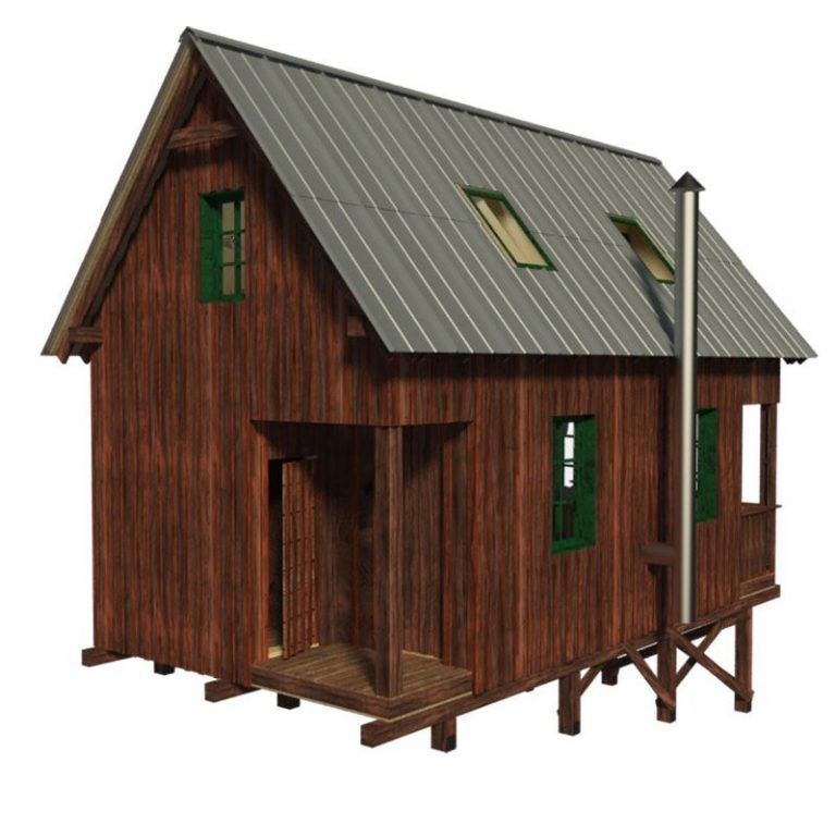 Best Small House Plans With Gable Roof G*Ng*R In 2020 Shed To 400 x 300