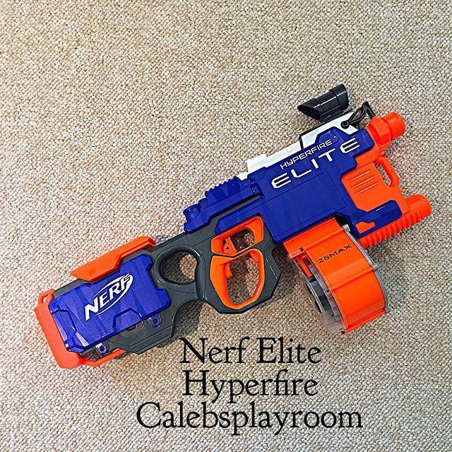 Nerf Elite Hyperfire #Nerf #coolpic #nerfgun #nerfguns #Nerfnation  #Nerfornothing #