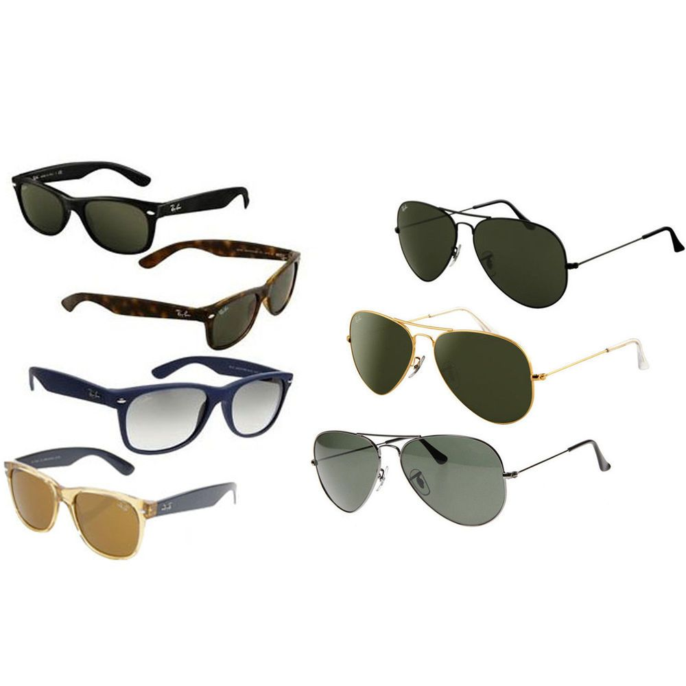 b553cc5e54 Ray-Ban Sunglasses - Your choice in color