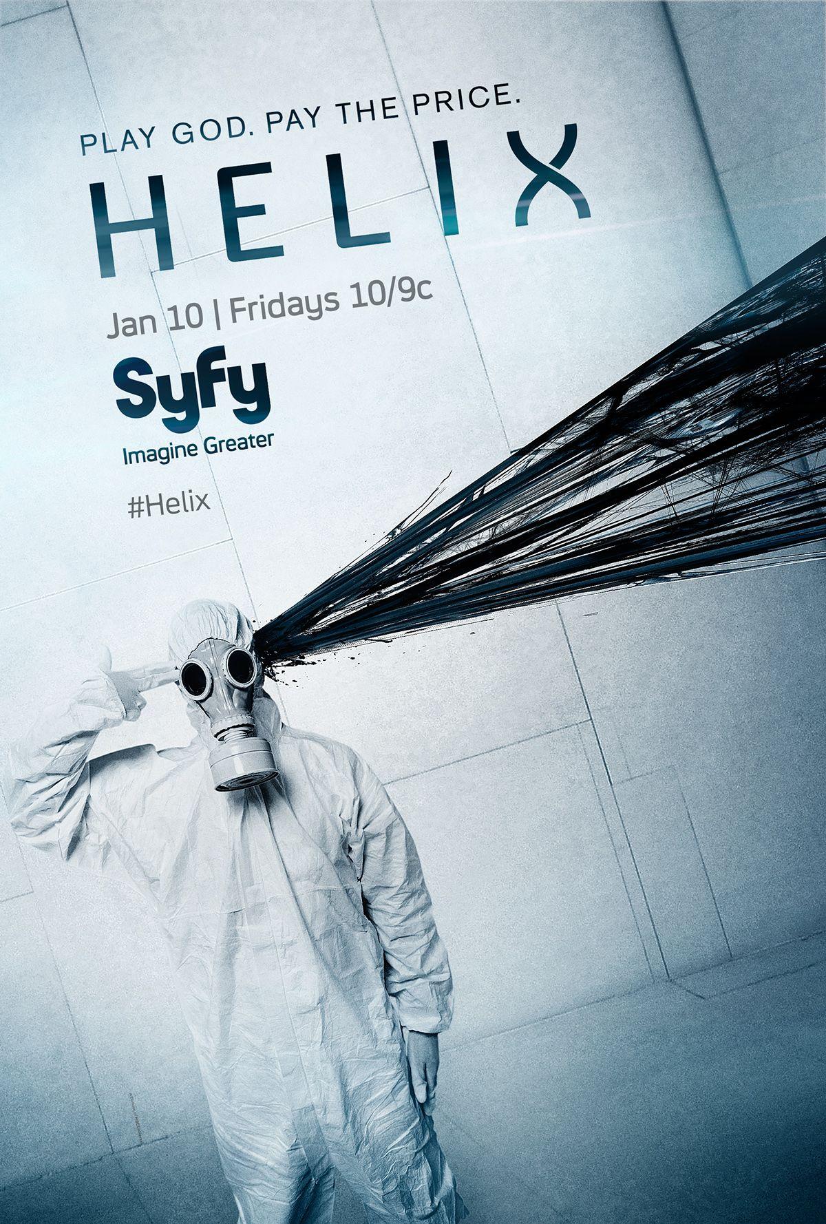 SYFY HELIX on Behance | Syfy love in 2019 | Shannara
