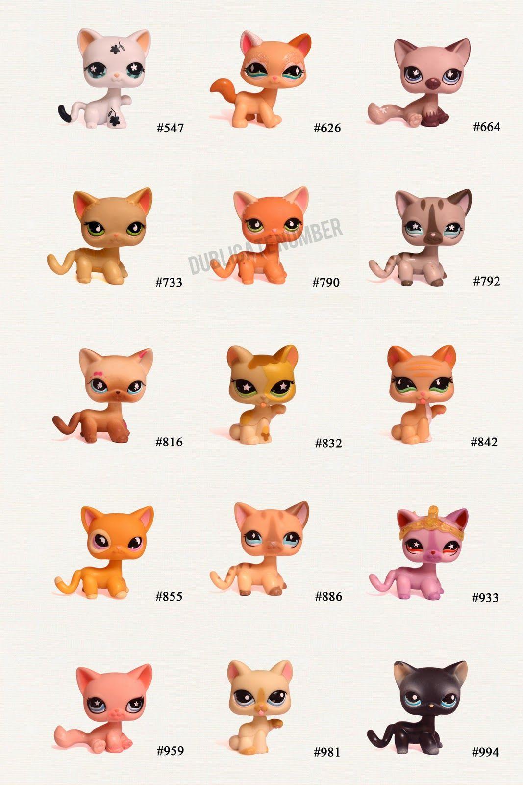 Lps persian cat list
