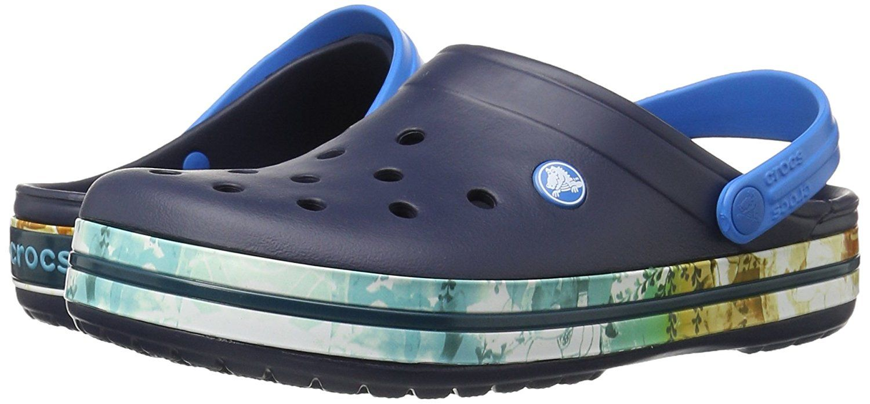 Crocs Womens Crocband Clog Mule