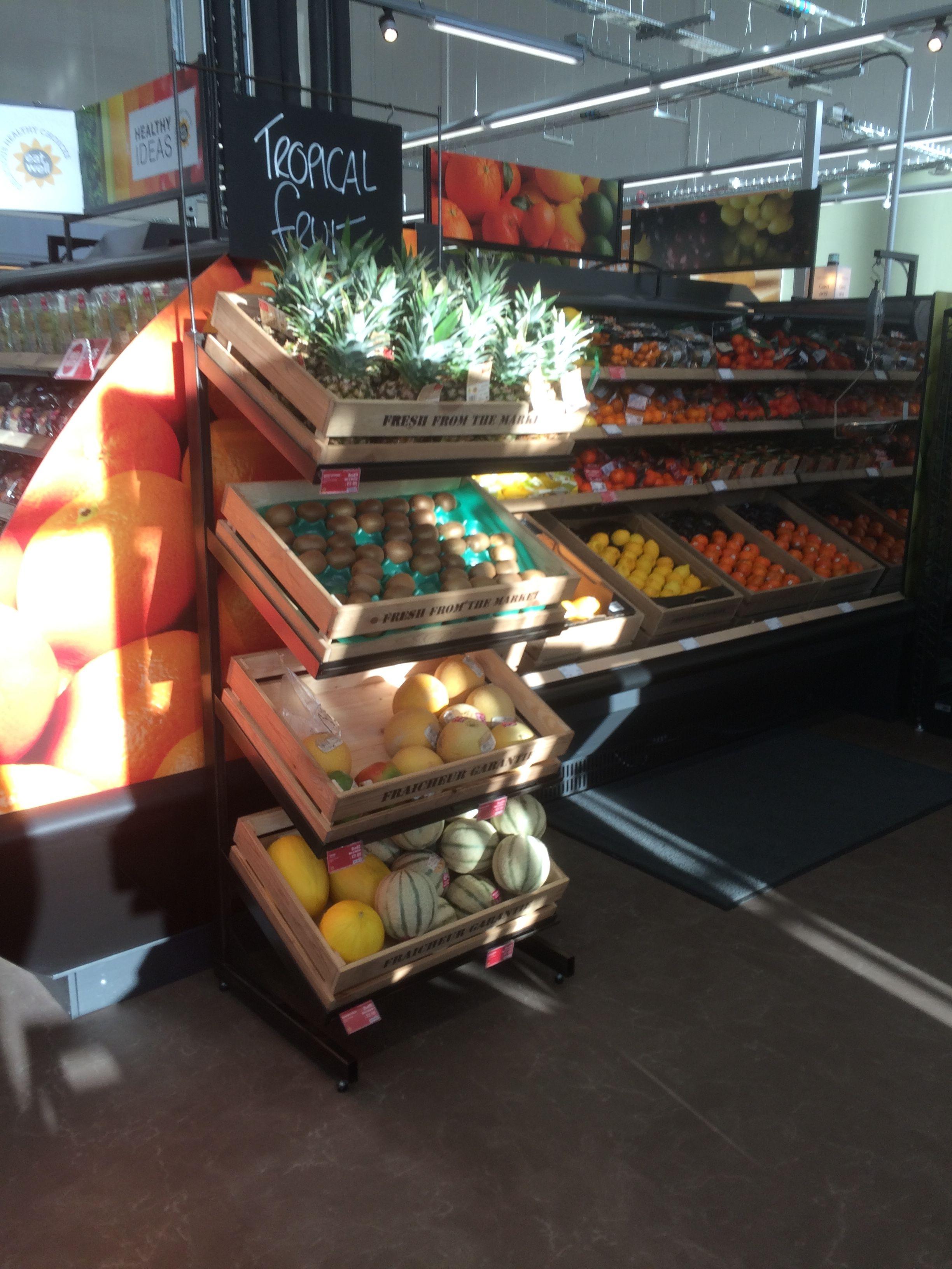 M S Foodhall Netherfield Nottingham Food Fresh Produce