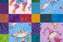 I Spy Quilt Block Pattern - Janet Wickell
