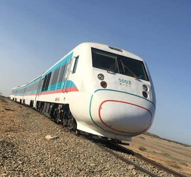 (6) قطارات  حديثة  لحل أزمة المواصلات  بولاية الخرطوم