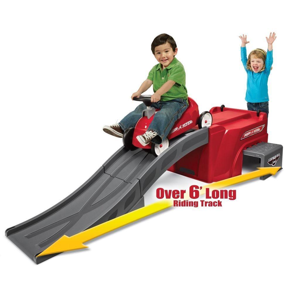 fun preschooler roller coaster
