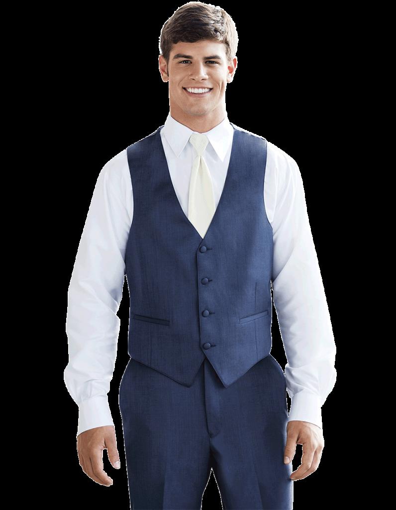 Navy Jacketless Package Wedding Semi Formal Wedding Wedding