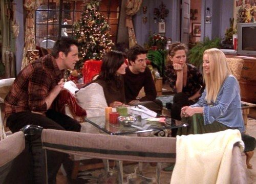 How Well Do You Remember The Friends Christmas Episodes Friends Christmas Episode Christmas Episodes Friends Tv Show