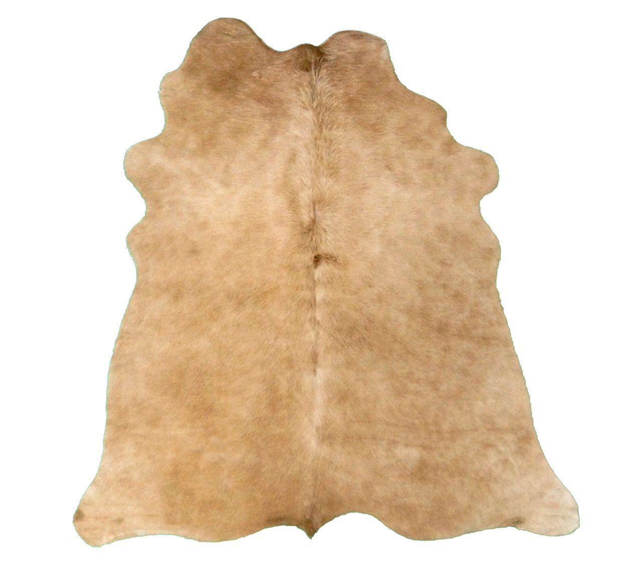 Light tan cowhide Tan cowhide rug, Cow hide rug, Rug design