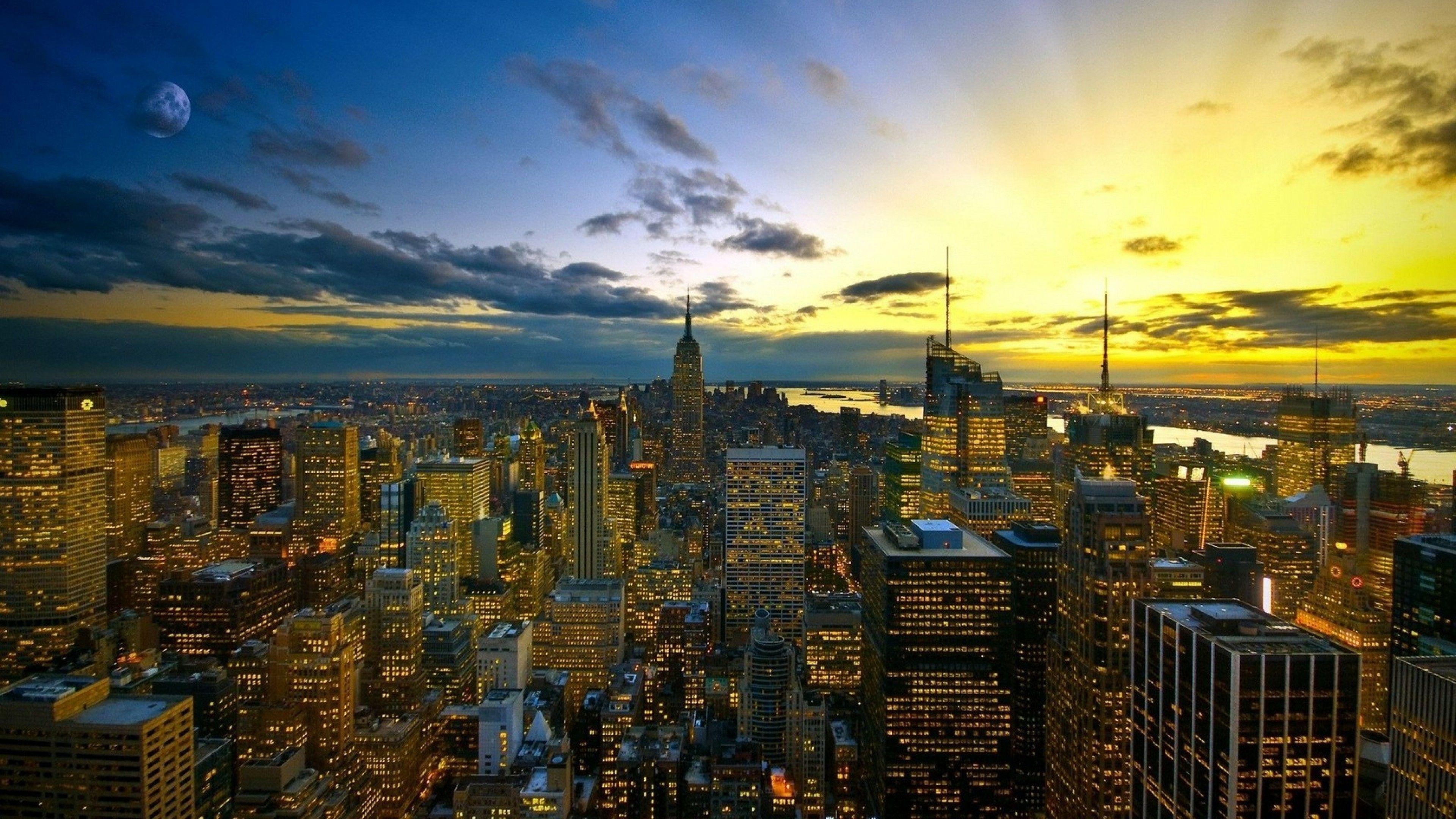 8k Ultra Hd City Wallpapers Top Free 8k Ultra Hd City Backgrounds Wallpaperaccess New York Wallpaper Sunset City New York