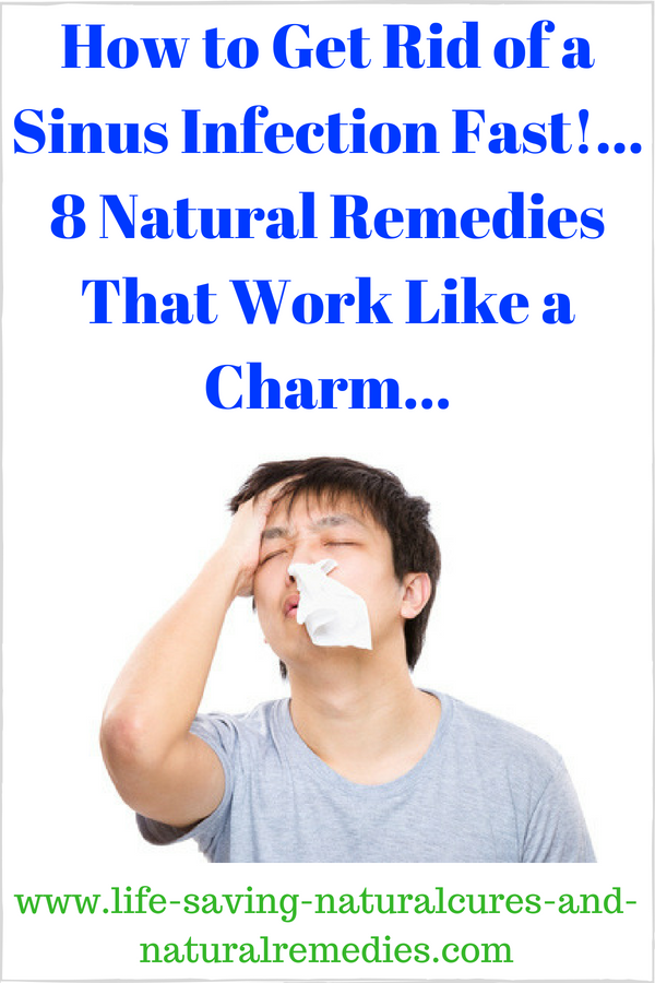 18c9825d1594a7d4111daefecccd7df9 - How To Get Over A Sinus Infection In 24 Hours