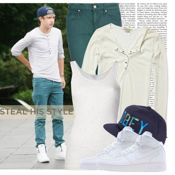 """""""Steal His Style: Niall Horan"""" by prettyorchid22 on Polyvore"""