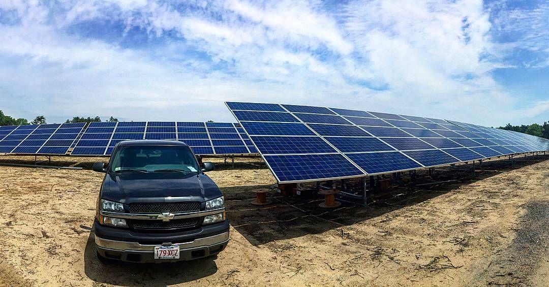 Big Builds Need Big Tools Solar Construction Solar Roof Solar Panel Solar Power