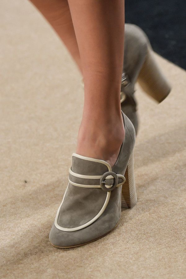 ef4350022cb The Best Shoe Trends From New York Fashion Week
