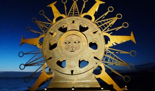 Resultado de imagen para uruguay sol de atlantis