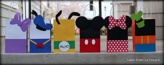 mickey party gift - Buscar con Google