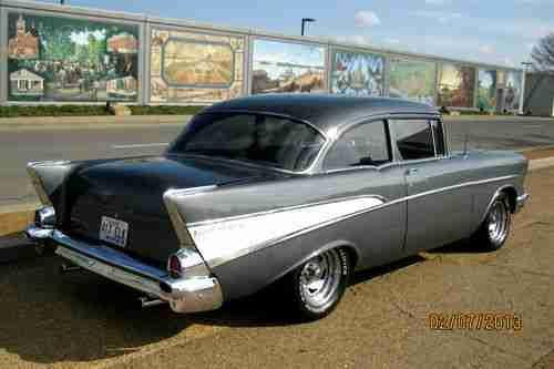 Image result for 1957 chevy 4 door 1957 chevy bel air for 1957 chevy 4 door