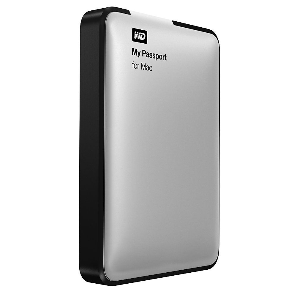 My Passport For Mac 500GB USB 30 Portable Drive by Office