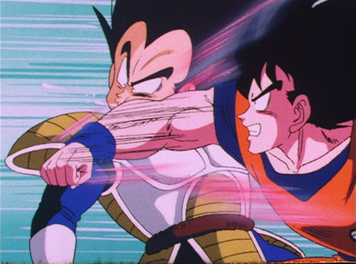 |★| Goku VS Vegeta |★|