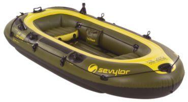 259 99 Sevylor Fish Hunter Inflatable Fishing Boats Bass Pro Shops Boat Inflatable Boat Fishing Boats