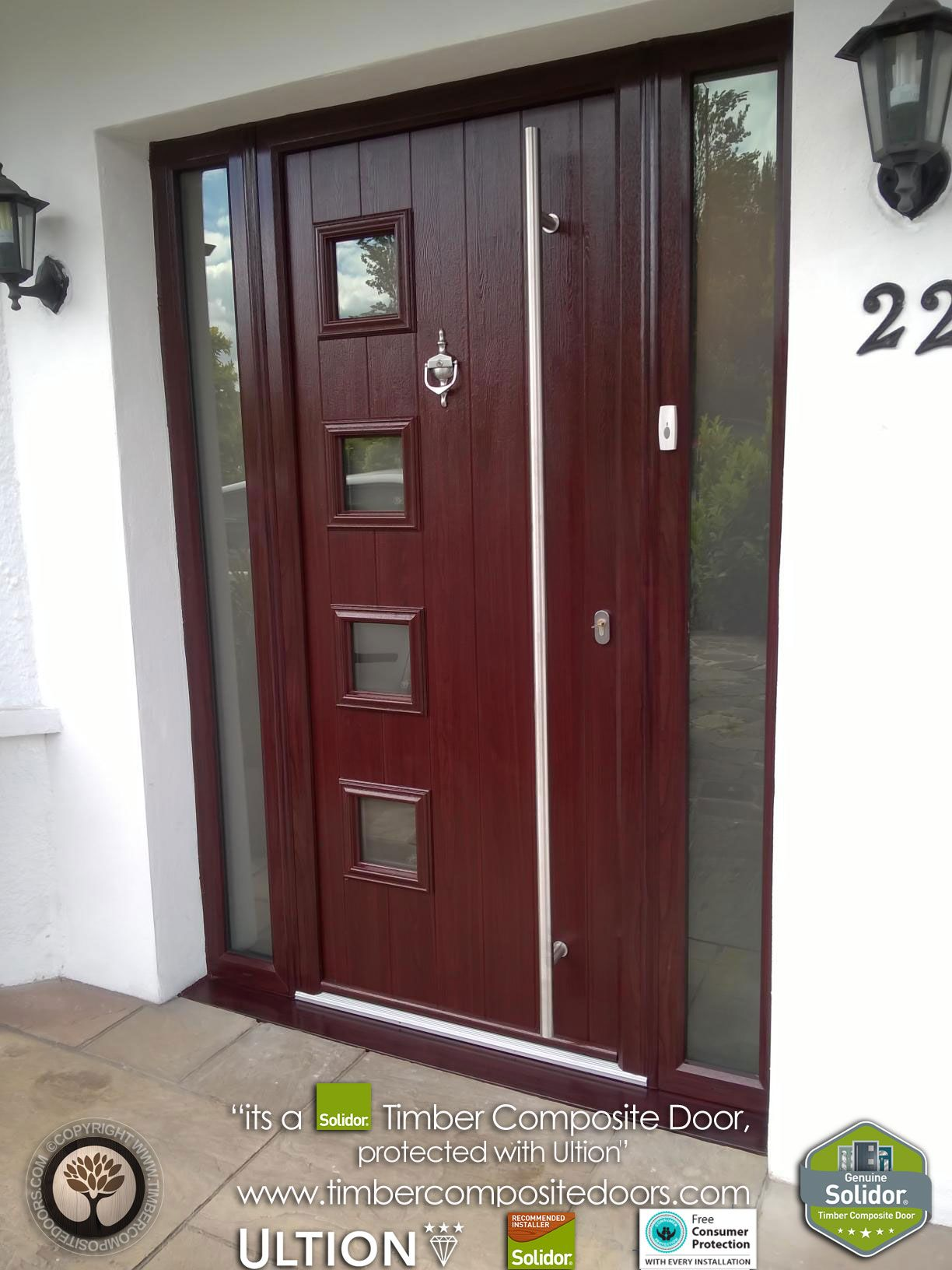 Pin On Solidor Composite Door Images