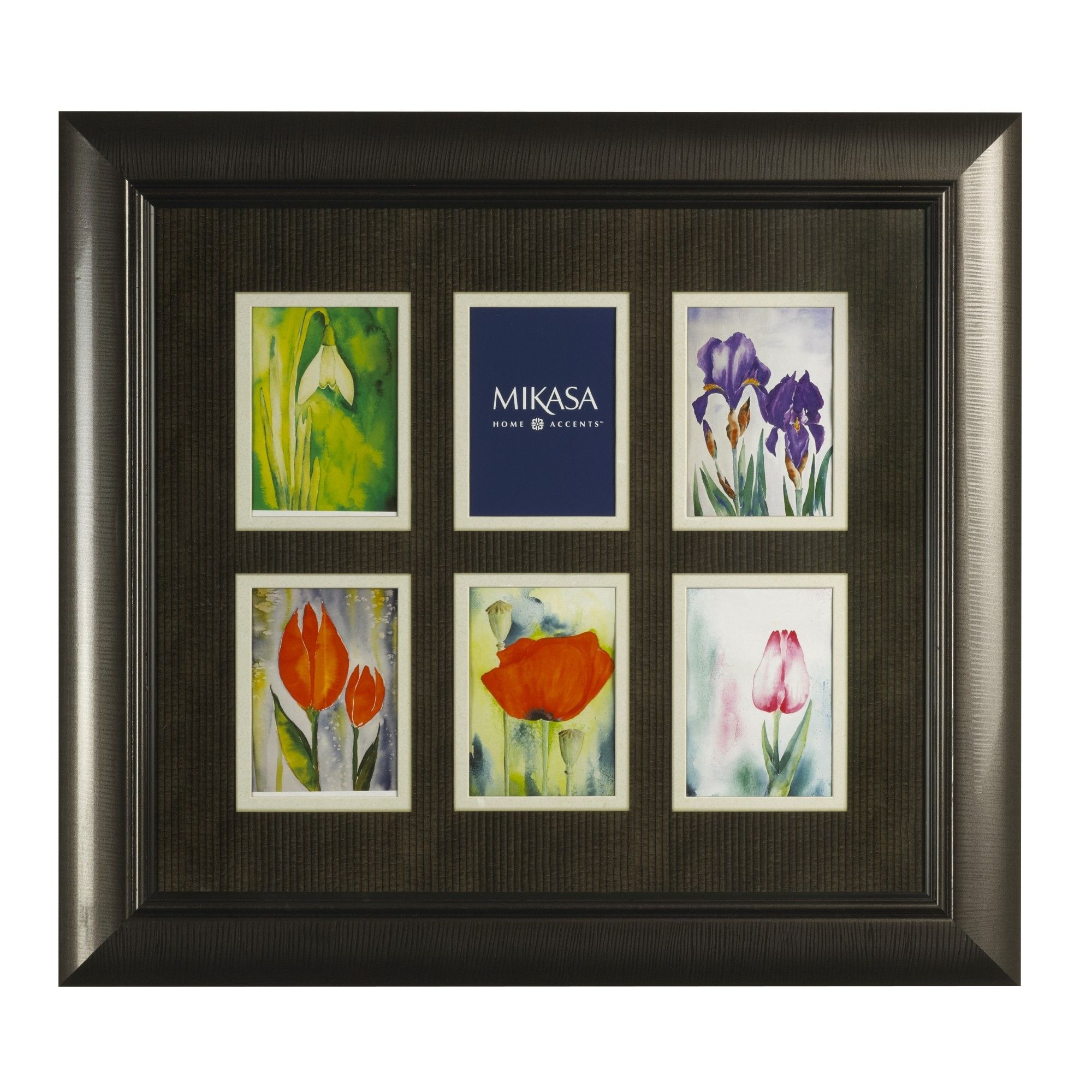 6 Opening Vertical Ribbon Collage Trip Picture Frame | Products ...