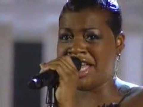 Fantasia Barrino Performing I M Here From The Color Purple On 61st Annual Tony Awards So Moving
