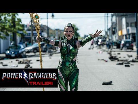 POWER RANGERS elokuvateattereissa 7.4. 🎬