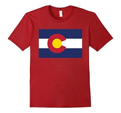 Men's Colorado State Flag T-Shirt 2XL Cranberry LoneStarD... https://www.amazon.com/dp/B06XKX4ZZ1/ref=cm_sw_r_pi_dp_x_TsEYyb44B3AGJ #colorado #coloradoflag #coloradotee #coloradotshirt