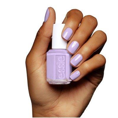 essie nail polish  lilacism  046 fl oz  lilac nails