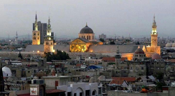 Omayad mosque..damascus