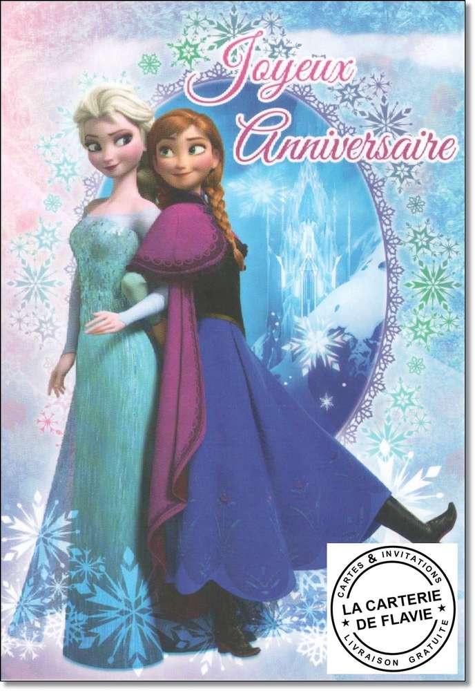 Carte D Invitation Anniversaire La Reine Des Neiges Gratuite A Imprimer Beautiful Carte Musicale La Reine Des Neiges