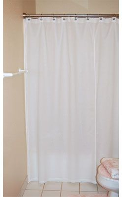 Dyeable Cotton Shower Curtain Make Your Own Ombre Shower Curtain