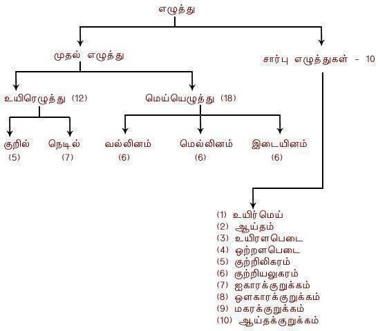 தமிழ் Tamil Letters and its meanings | Tamil | Language quotes