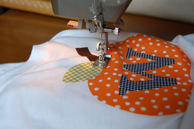 Step By Step Guide To Appliqués For The Simple Sewing Machine DIY Gorgeous How To Applique With Regular Sewing Machine