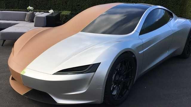 Tesla Roadster 2 Automotive Design Design Motivation Concept Design