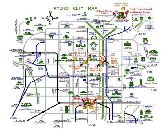 Kyoto Bus Tour English