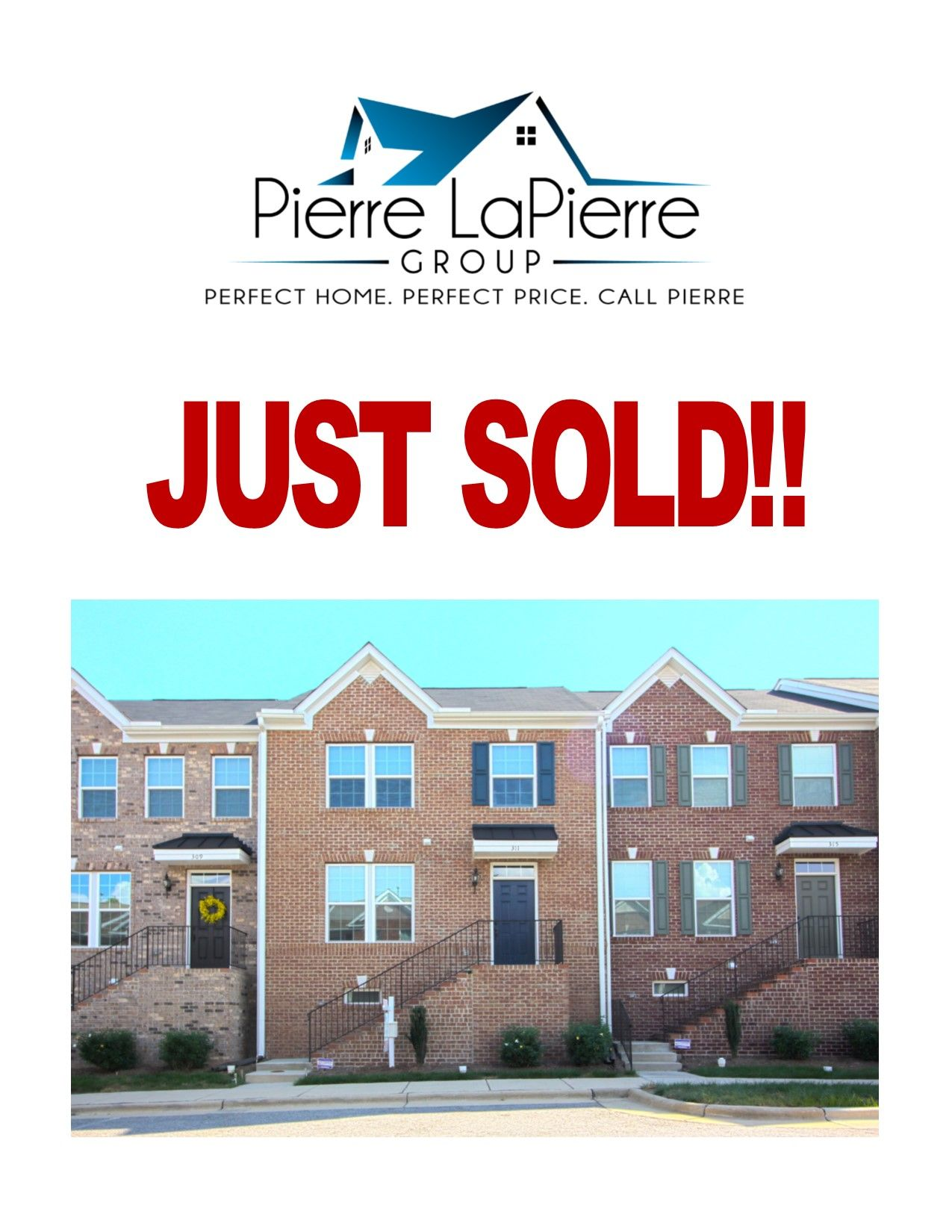 Just sold congratulations to our sellers 311 old mill