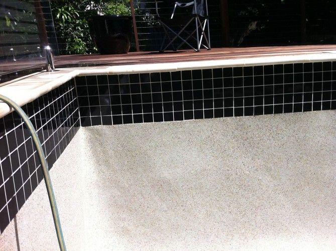 Black Tile Pool Tile Swimming Pools Waterline Pool Tile